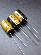 30PCS Nichicon FW 330uF/50V genuine 330uf imported audio frequency for 50v capacitor free shipping цена