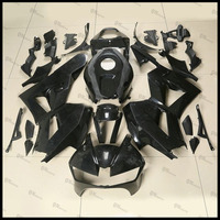 Motorcycle ABS Unpainted Black Fairing Kit For Honda CBR600RR CBR600 RR CBR 600RR F5 2013 2014