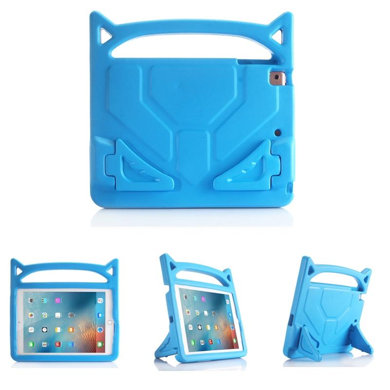 For Apple iPad 2 3 4 EVA Foam Shockproof Case for iPad2 ipad3 ipad4 Funda Coque Children Kids Handle Stand Protective Cover for apple ipad2 ipad3 ipad4 case kids safe armor shockproof heavy duty silicon pc stand back case cover for ipad 2 3 4 tablet pc