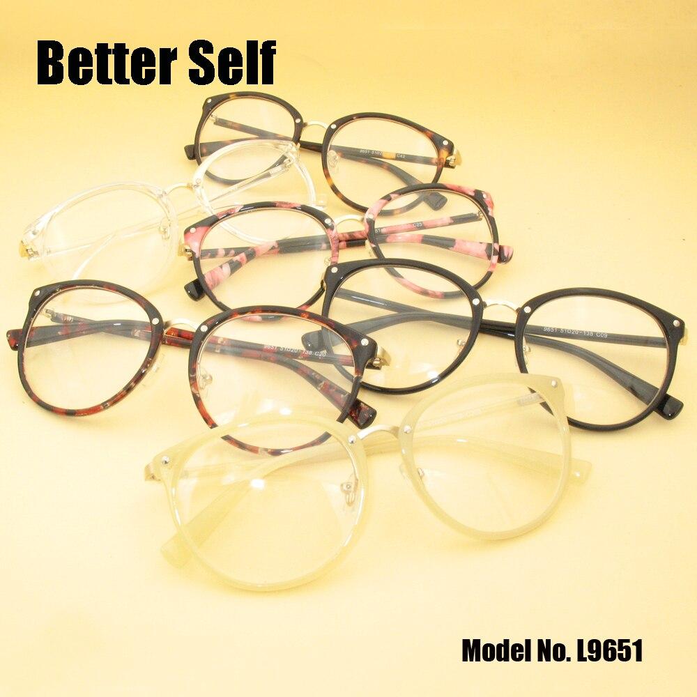 ᗜ LjഃMejor auto l9651 borde completo Gafas gafas con estilo ojo ...