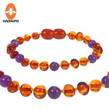 EAST WORLD Baby Amber Bracelets Anklets Original Jewelry for Adults Kids Mom Babe Gifts Pulseras Female Bojioux