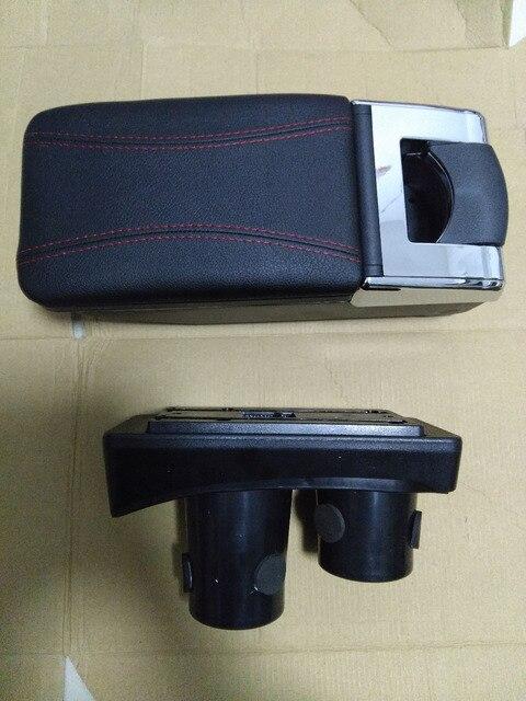 бесплатная доставка автомобильная консоль коробка для citroen фотография