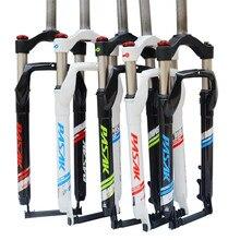 2016 Nueva bicicleta grasa tenedor 26 tenedor suspensión bicicleta de nieve para bicicleta de playa 26 tenedor bicicleta accesorios 5 colores