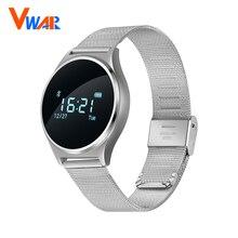Vwar M7 умные часы крови Давление монитор сердечного ритма Браслет фитнес-трекер сна cicret браслет для IOS Andriod