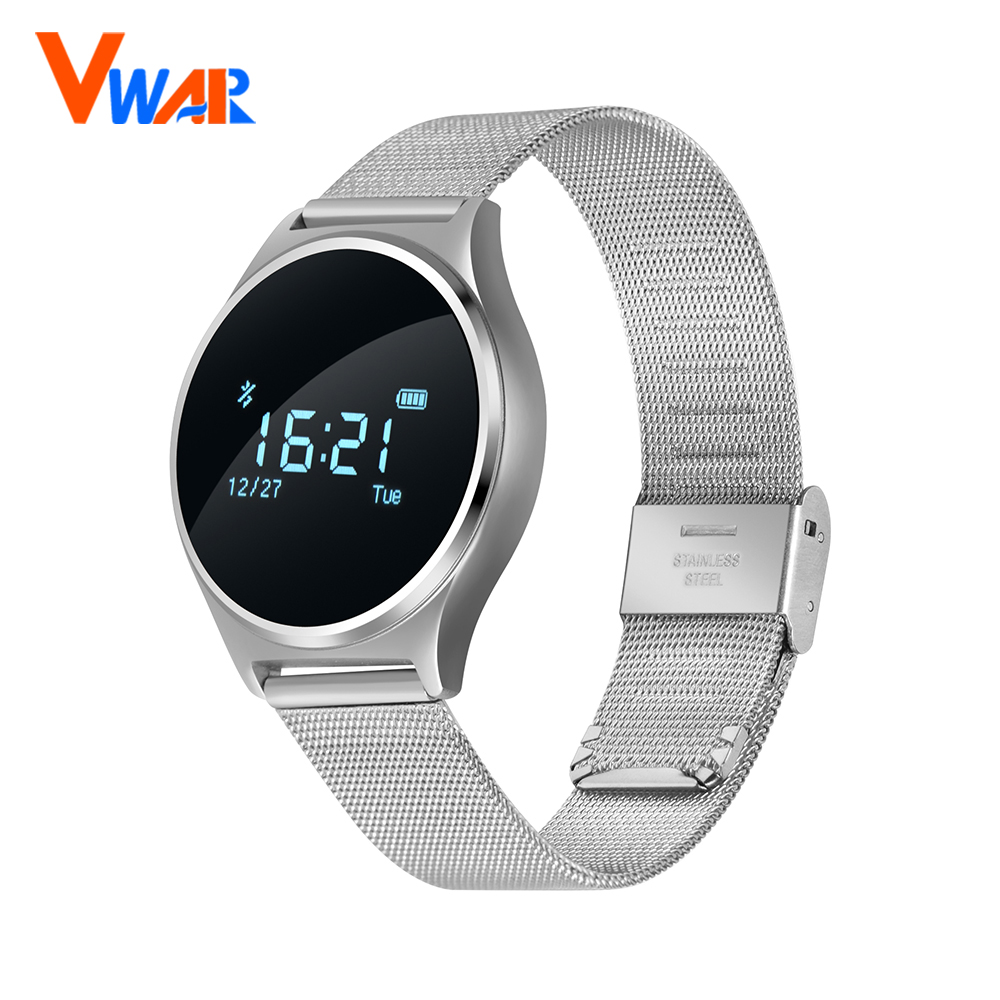 Vwar M7 Smart Watches Blood Pressure Band Heart Rate Monitor Wristband Fitness Sleep Tracker cicret bracelet for IOS Andriod