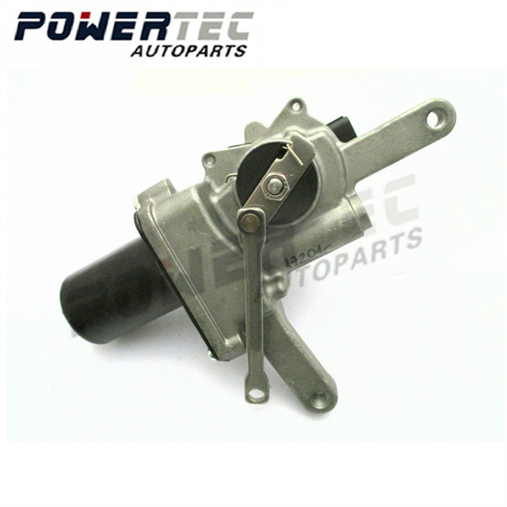 CT16V 1720130181 Turbocharger electronic actuator For Toyota Hiace 3 0 D4D 171 HP 1KD FTV Car