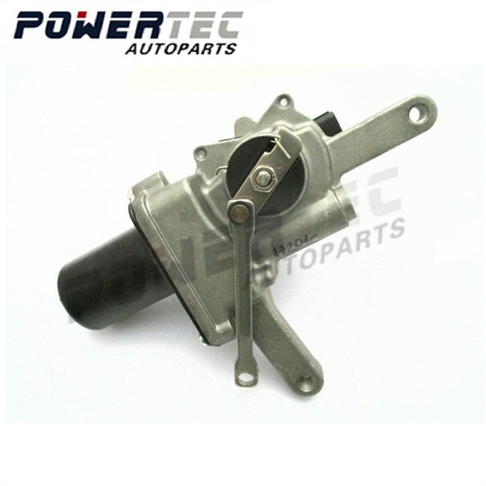 CT16V 1720130181 Turbocharger electronic actuator For Toyota Hiace 3.0 D4D 171 HP 1KD FTV Car parts Actuator Vacuum 1720130150