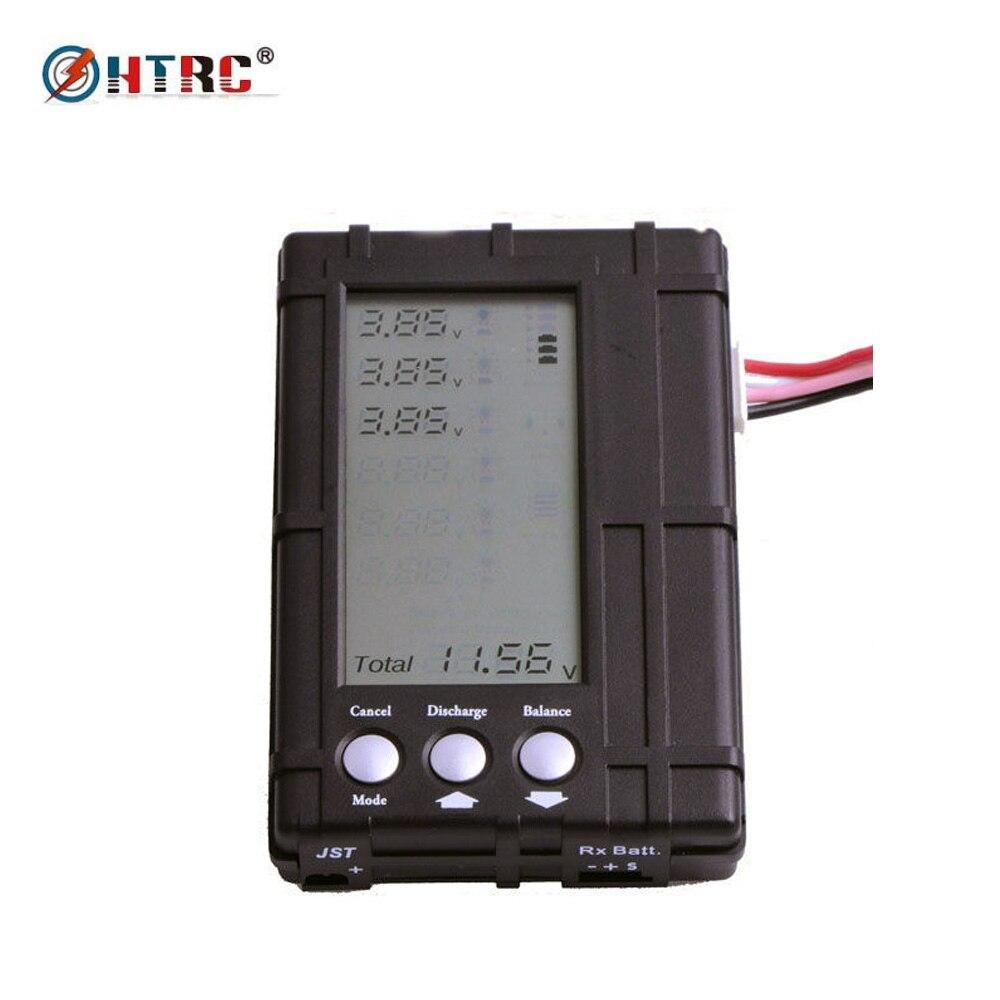 3in1 RC font b Battery b font Balancer Discharger Voltage Meter for 2s 6s Li Po