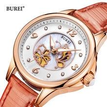 Часы женские кварцевые брендовые Роскошные модные водонепроницаемые