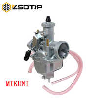 Carburateur ZSDTRP 26mm VM22 VM16 VM20 VM26 VM28 carburateur pour Lifan YX SSR CRF50 CRF70 140 125 110 cc moteur Mikuni Pit Dirt Bike ATV