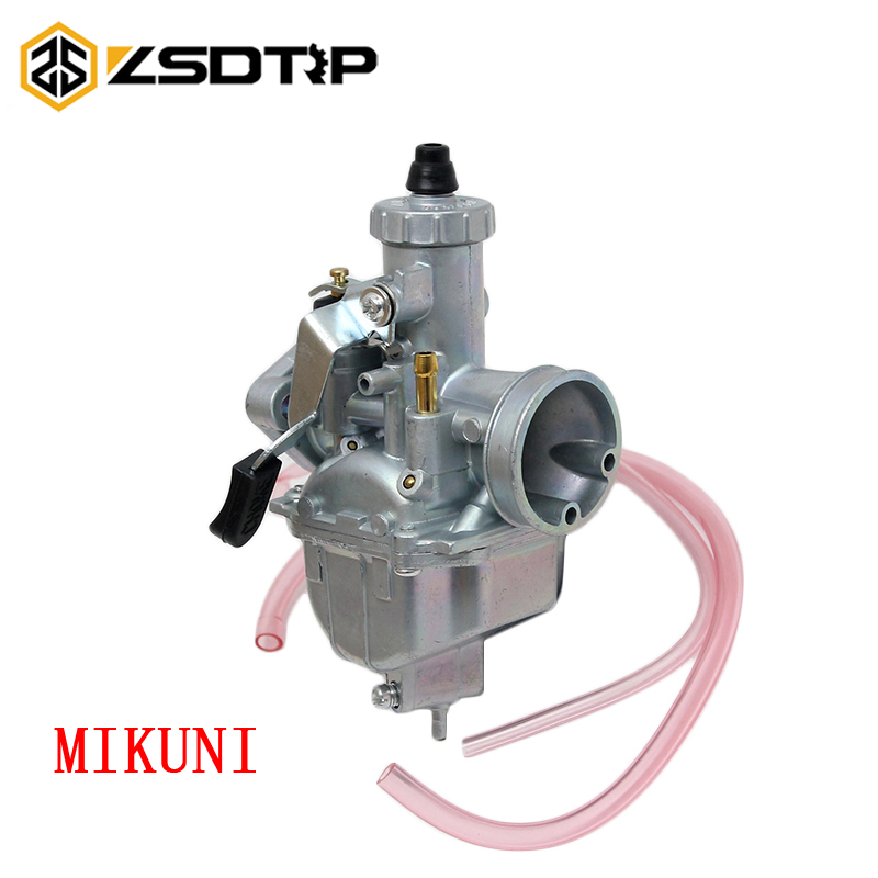 ZSDTRP 26mm Carburateur VM22 Carb Pour Lifan YX SSR CRF50 CRF70 140 125 110 cc Moteur Mikuni Pit Dirt Bike VTT