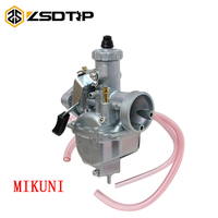 ZSDTRP 26mm Carburetor VM22 Carb For Lifan YX SSR CRF50 140 125 110 cc Engine Mikuni Pit Dirt Bike ATV