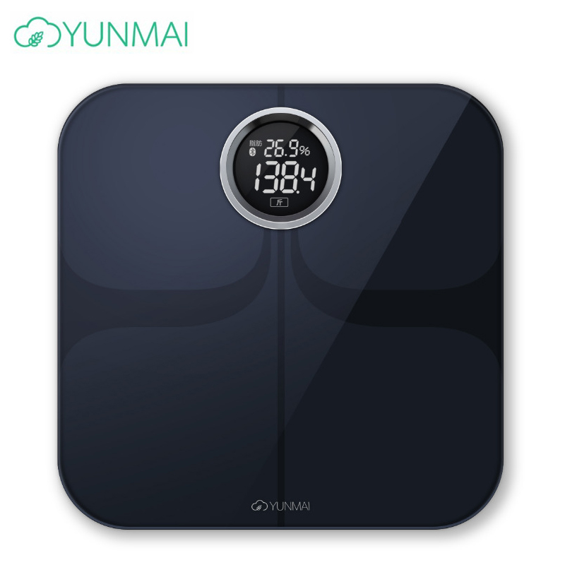 Original White Black Smart Yunmai Premium mi Scale Weight Digital Bathroom Scale Bluetooth APP Electronic Body