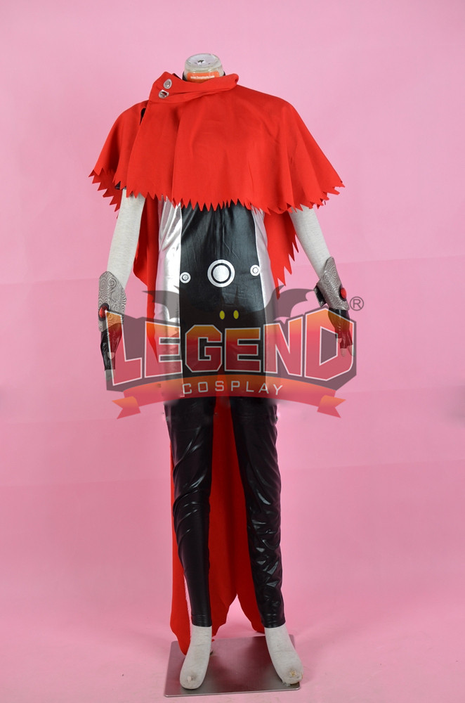 X-Men Wiccan Cosplay Costume custom made