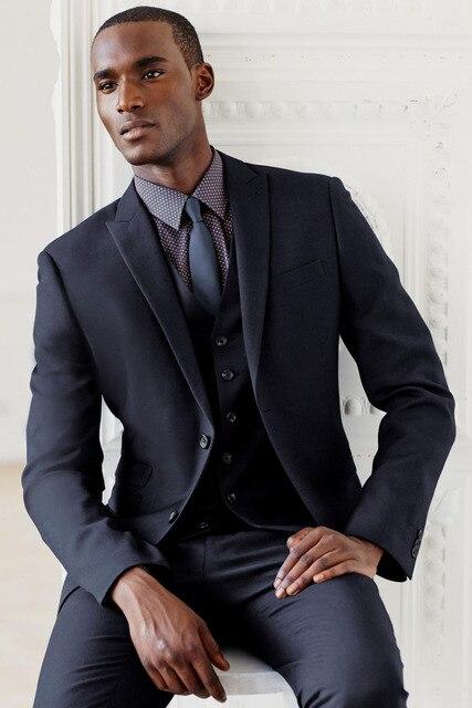 98d09102e2398 Wykonane na zamówienie garnitury męskie garnitury elegancki styl smokingi  męskie garnitury ślubne Prom Suits (kurtka
