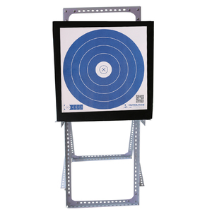 Image 3 - Archery Black EVA Foam Target Self Healing 2 Sided 20x20x2.4 inch Compound Recurve Bow Hunting Arrows Target Paper for Shooting