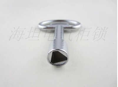1 pcs Elevador universal triangular chave chave chave da porta da válvula de aquecimento da válvula de água do vaso sanitário de trem