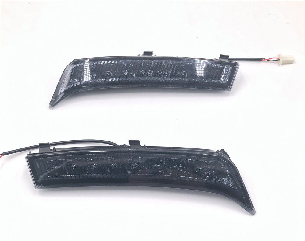 HOT SALE] Car Flashing 2PCS For Subaru Forester 2013 2014