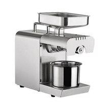 Кухонная техника, пресс для масла, машина для домашнего использования, Электрический пресс для холодного отжима, экстрактор масла, льняные семена, арахис, кокосовое масло, прижимная машина
