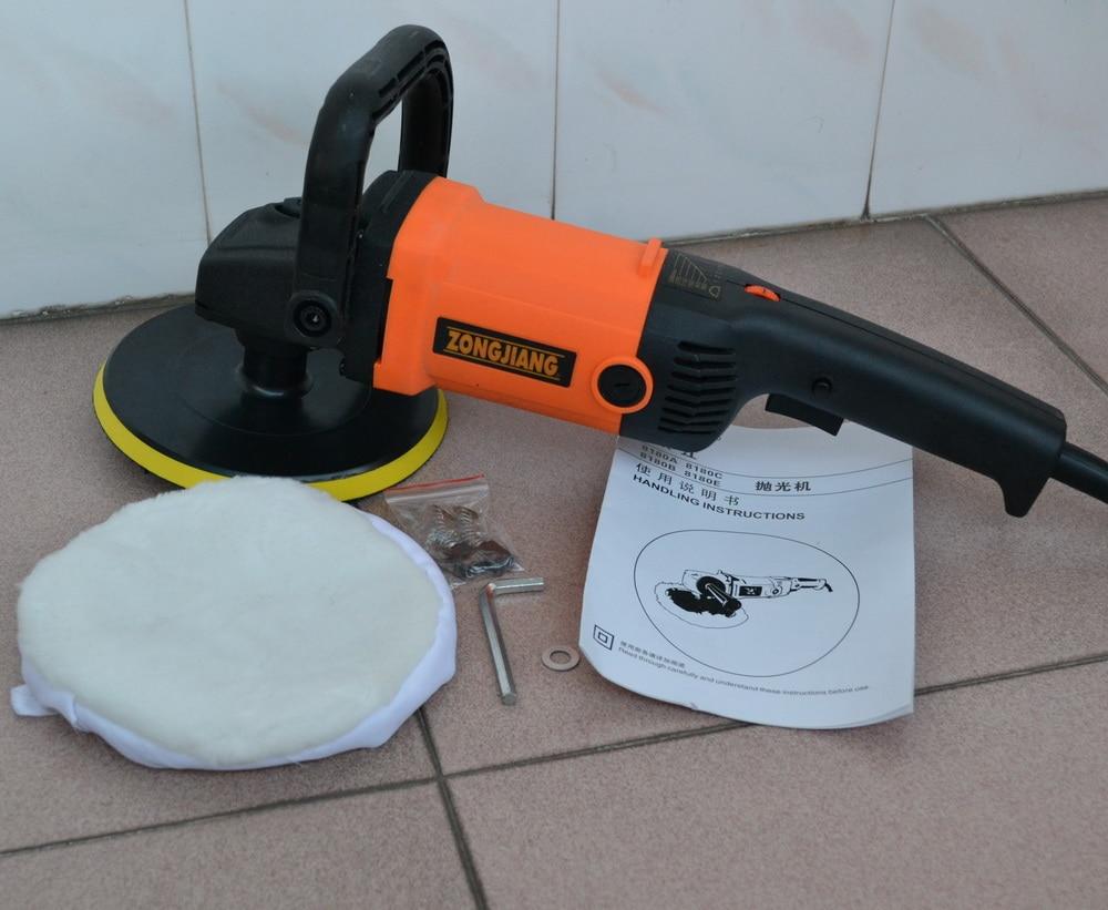 Online Shop Professional Car Polisher Waxing Machine/ Floor Polishing  Machine 220v 1200w   Aliexpress Mobile