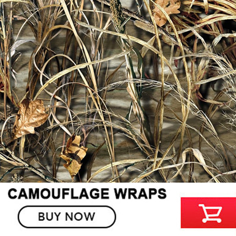 Voiture style Realtree Camo emballage vinyle voiture emballage Realtree Camouflage imprimé pour moto vélo camion véhicule couvre enveloppes