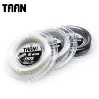 TAAN 0.72mm 200m Badminton Racket String Training Line Sport big Reel Big Black 24 26 lbs Badminton Durable String Outdoor TB78