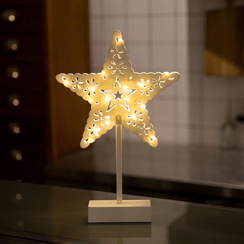 Светодиодный Моделирование светло-палевый ананас светодиодный ночник Новогоднее украшение