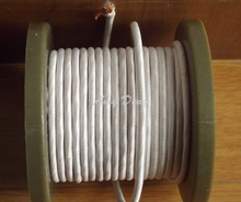 5 mètres/lot 0.1X2000 partage Litz brins de fil de cuivre fil de polyester