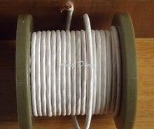 5 metros/lote ações 0.1X2000 fios de arame de cobre Litz fio de poliéster