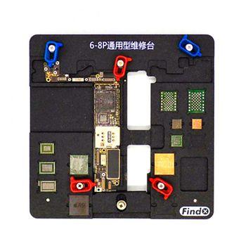 цена на Temperature Resistant For iPhone Motherboard PCB Fixture Holder For iPhone 8 Plus / 8 / 7 Plus / 7 / 6S Plus / 6S / 6 Plus / 6 P