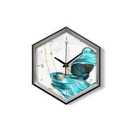 Большие настенные часы современный дизайн деревянные настенные часы с тихим ходом цифровые часы для дома кухни Marij Uana скандинавского дизай