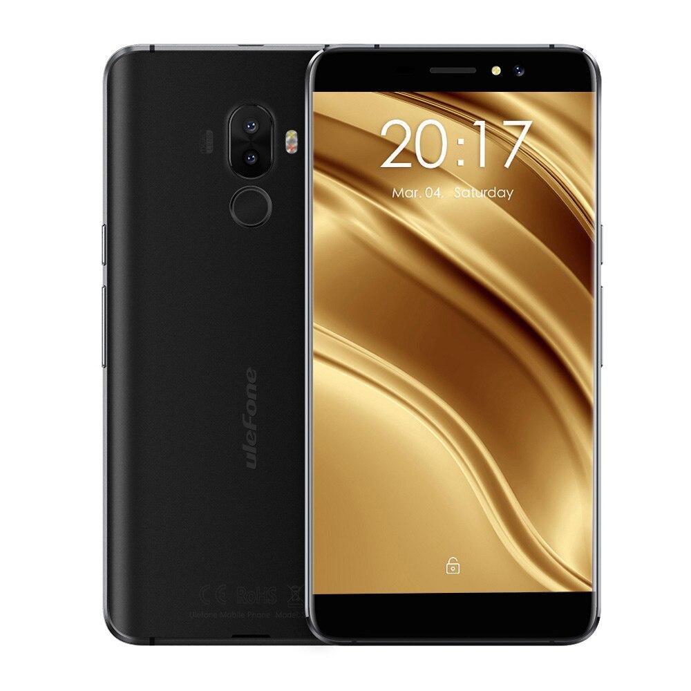 Ulefone S8 Pro 4G Smartphone 5 3 Inch Android 7 0 MTK6737 Quad Core 2GB RAM