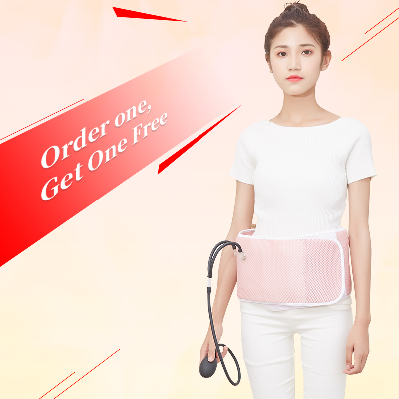 Air Pressure Multi-function Postpartum Recovery Belt Hip Reducer Pelvic Support Body Shaper belt Buttock leg correction braces pregnant women belt after pregnancy support belt belly corset postpartum postnatal girdle bandage after delivery birth shaper