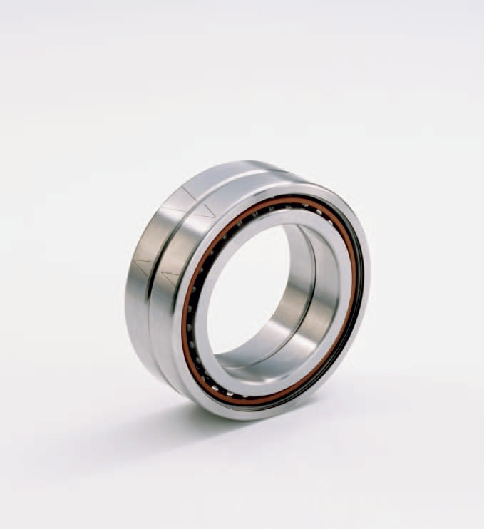 7007C/P4 Spindle Angular Contact Ball Bearings ABEC-7 7007 7007C 7007AC 35x62x14 SUPER PRECISION BEARING 8mm spindle angular contact ball bearings 708c 2rs p4 super precision bearing abec 7 708 double sealed rubber seals rs rs1 2rs1