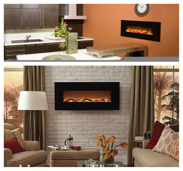 Online Get Cheap Black Electric Fireplaces -Aliexpress.com ...