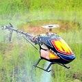 Gleagle 480N 2.4G 9CH MINI Fuel Nitro RTF/RTG Aircraft with Aluminum Case 3D Stunt Nitro RC Helicopter
