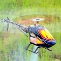 Gleagle 480N 2.4G 9CH MINI RTF Nitro Combustível/RTG Aeronaves com Alumínio Caso 3D Conluio Helicóptero DO RC Nitro