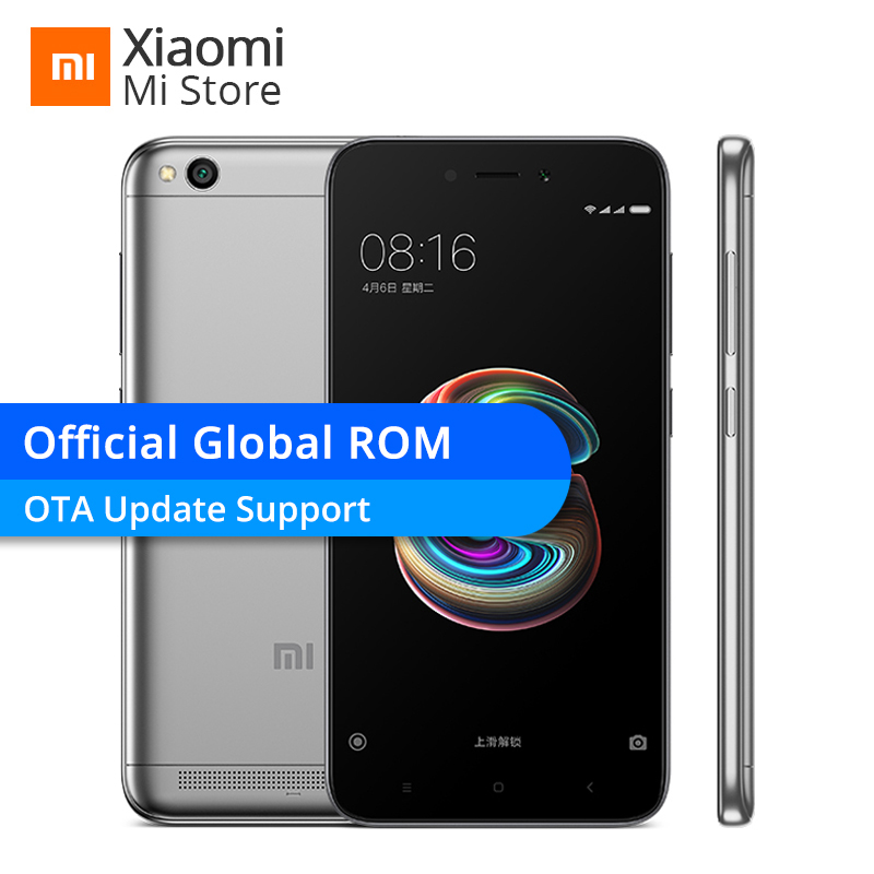 Xiaomi redmi 5 global rom