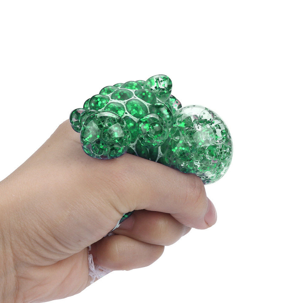 Squishy Balls Hand-Fidget-Toy Squeeze-Ball Relieve-Pressure-Balls Stress Relief Rainbow img5
