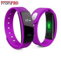U3 Smart Sports Bracelet Wristband Heart Rate Blood Oxygen Fitness Track Monitoring Smart Watch Waterproof Wrist