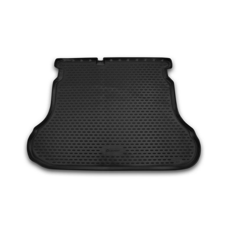 лучшая цена For Lada Vesta Sedan 2015- car trunk liner boot cargo mat tray floor carpet boot cargo rear mat waterproof luggage car styling
