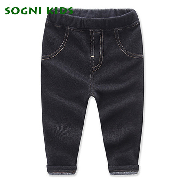 Baby Boys Winter Jeans...