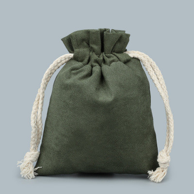Popular Leather Pouch Drawstring-Buy Cheap Leather Pouch ...