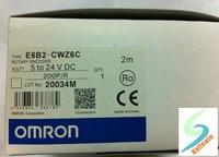 E6B2 CWZ6C 200P/R Incremental Rotary Encoder E6B2CWZ6C200P/R 5 24V DC, E6B2CWZ6C200PPR, free manual and installation instruction