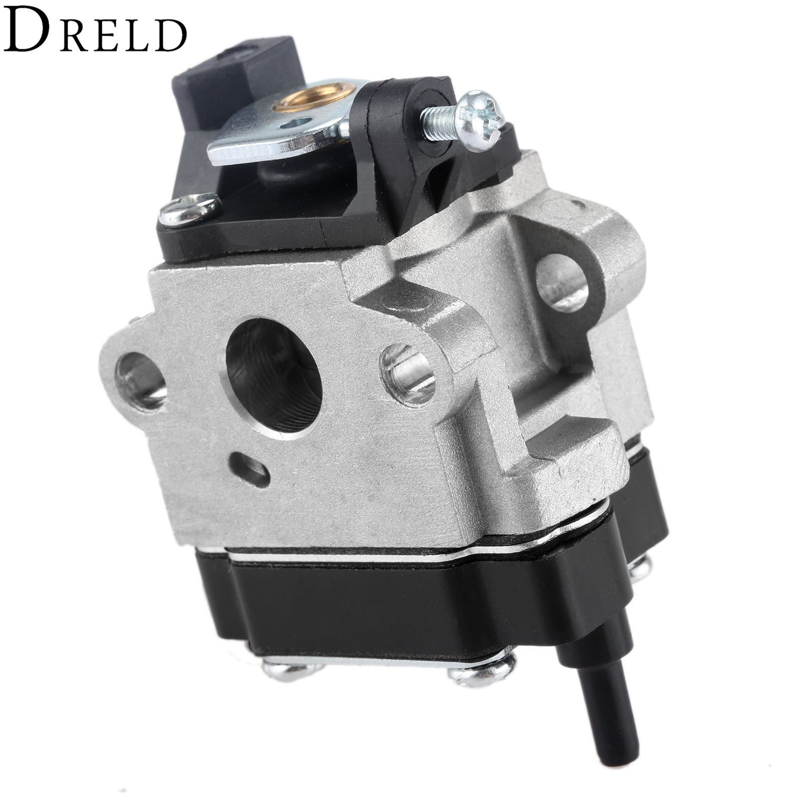 DRELD Carburetor Carb for GENUINE Walbro WYC-7 Toro 308480001 F-Series Grass Trimmer WYC-7-1 WYC7 Trimmers Brush Cutters Engine dreld carburetor carb for 1e40f 5 tb43 brush cutter chainsaw spare parts for grass trimmers and cutters garden tools parts