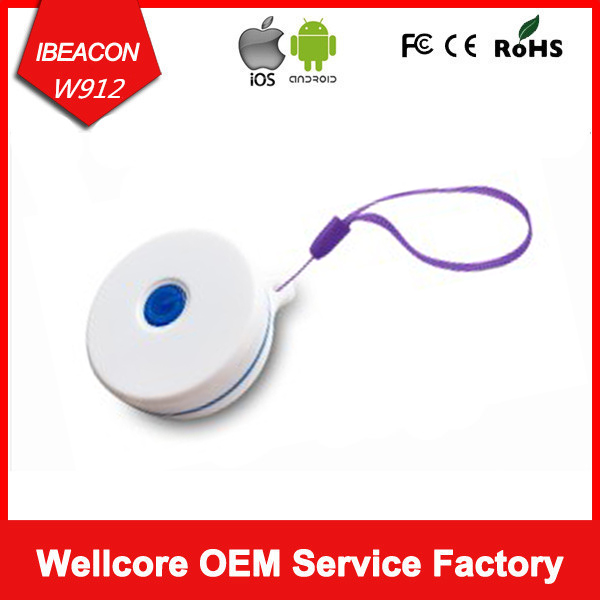 Outdoor navigation Bluetooth 4.0 Low Energy iBeacon Waterproof Beacon eddystone beacon