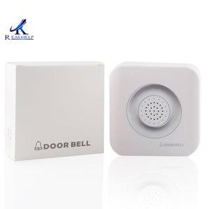 Image 5 - 12V BUZZ przewodowy dzwonek System kontroli dostępu do drzwi wspieranie bez instalacji dzwonek do drzwi dzwonek do domu