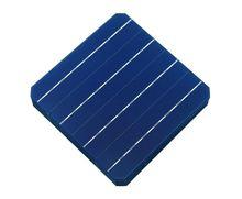 W e pcs para DIY 20 PCS Células Solares Mono 156x156mm 4.7 Painel Solar Monocristalino