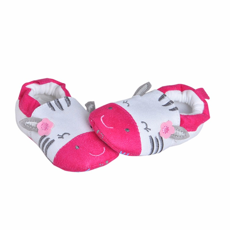 2016 Newy Style Soft Cartoon Baby Boys Girls Infant Shoes Slippers 0-6 6-12 First Walkers Cotton Skid-Proof Kids Baby Shoes (10)