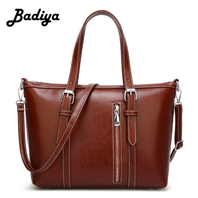 New Clic Luxury Tel Handbags For Women Large Capacity Casual Bag Pu Leather Las Office Tote